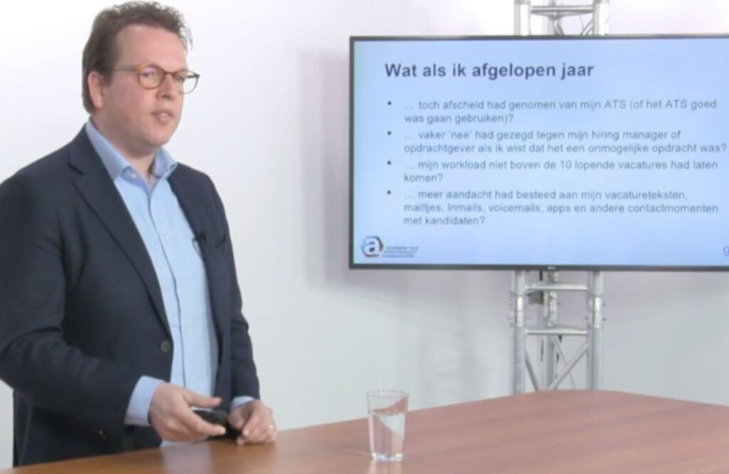 Dit leerde je tijdens de Webinar Week over 'Future Proof Recruitment'