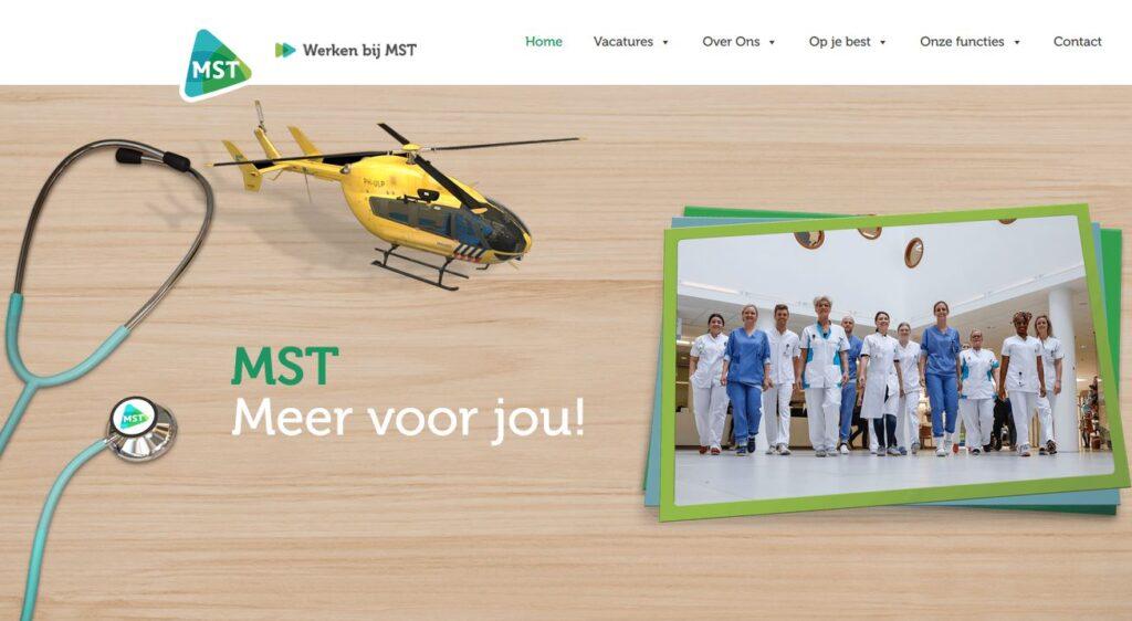 Campagne van de week: waarom het Medisch Spectrum Twente juist nu ict'ers zoekt