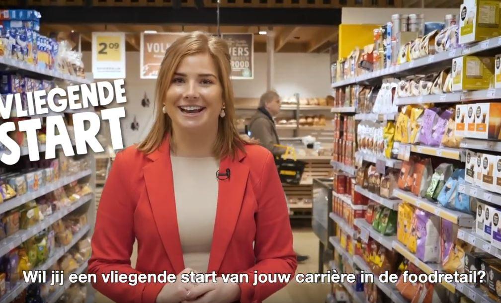 Campagne van de week: hoe Jumbo trainees oproept wakker te worden