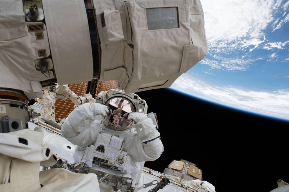 Even uit de crisis: dromen van een leven als astronaut (net als 12.000 anderen)
