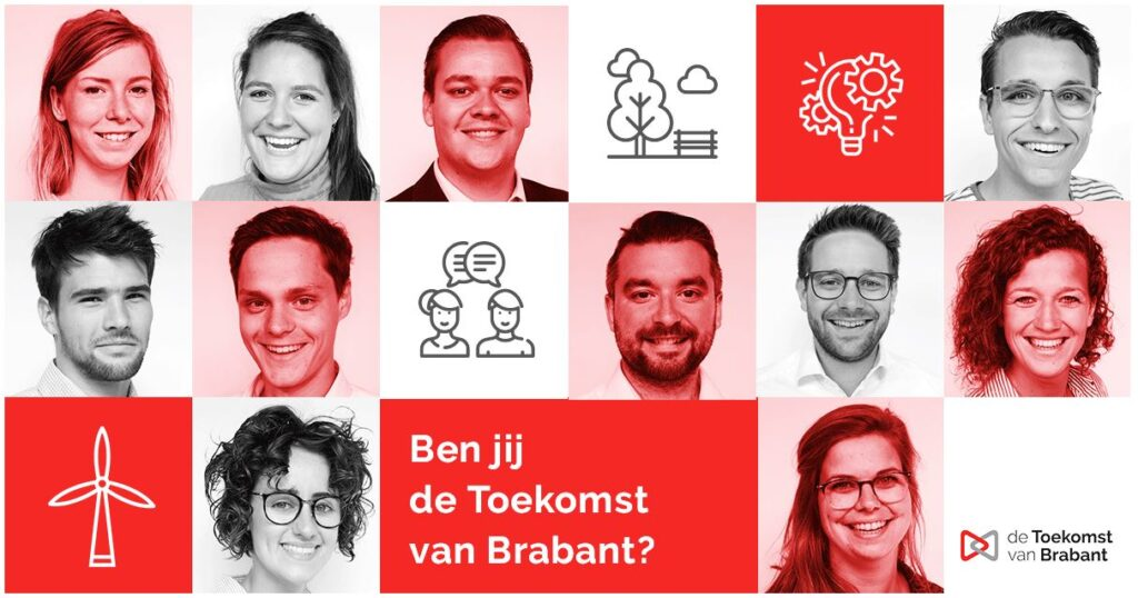 Traineeprogramma Toekomst van Brabant kiest voor eelloo