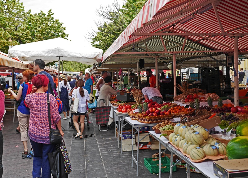 kunstgebit op de markt