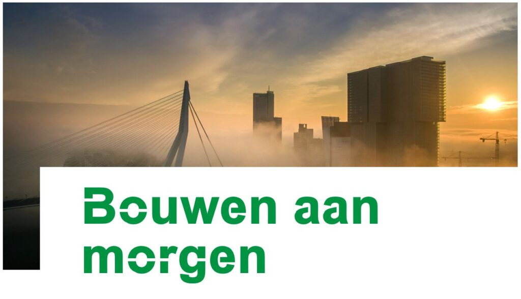 Campagne van de week: zo bouwt - en werft - Rotterdam voor de toekomst