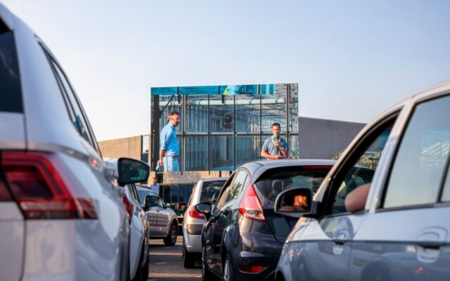 drive-in banenmarkt