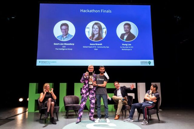 smartrecruiters hackathon