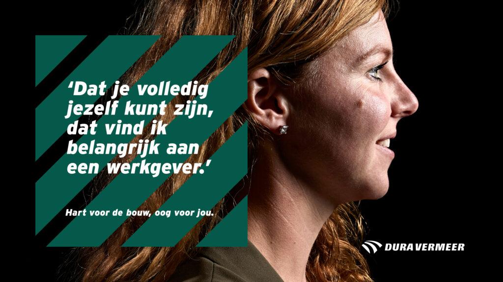 Campagne van de week: waarom Dura Vermeer juist nu aan zijn werkgeversmerk bouwt