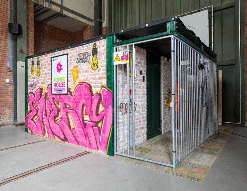 Ook Enexis komt met eigen toepasselijke escape room: de Powerhouse