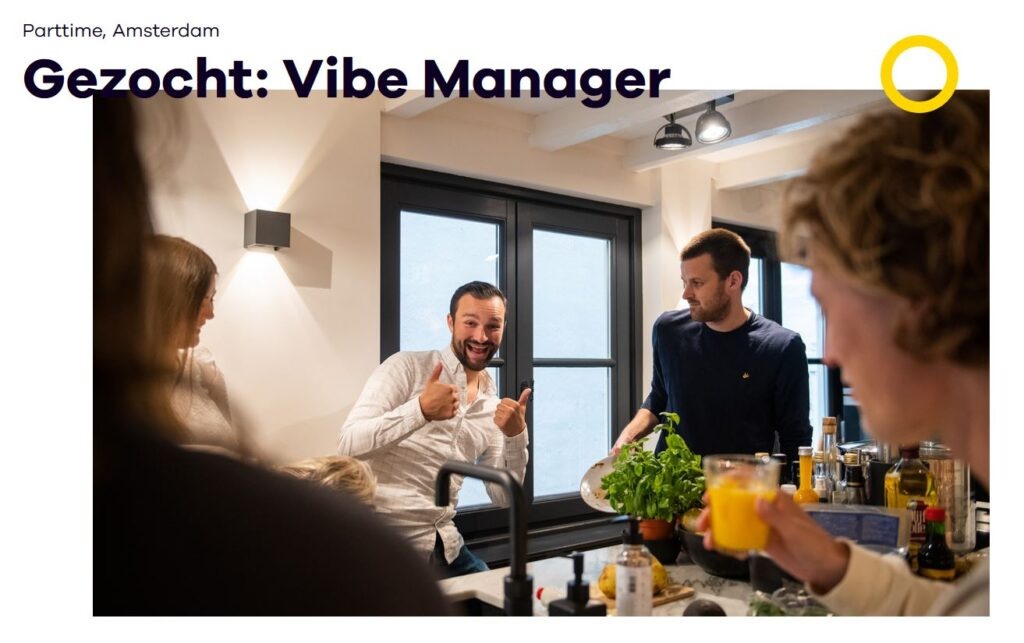 Feel Good Friday: hoe de 'pikkies' en 'vibe manager' de gemoederen bezighouden
