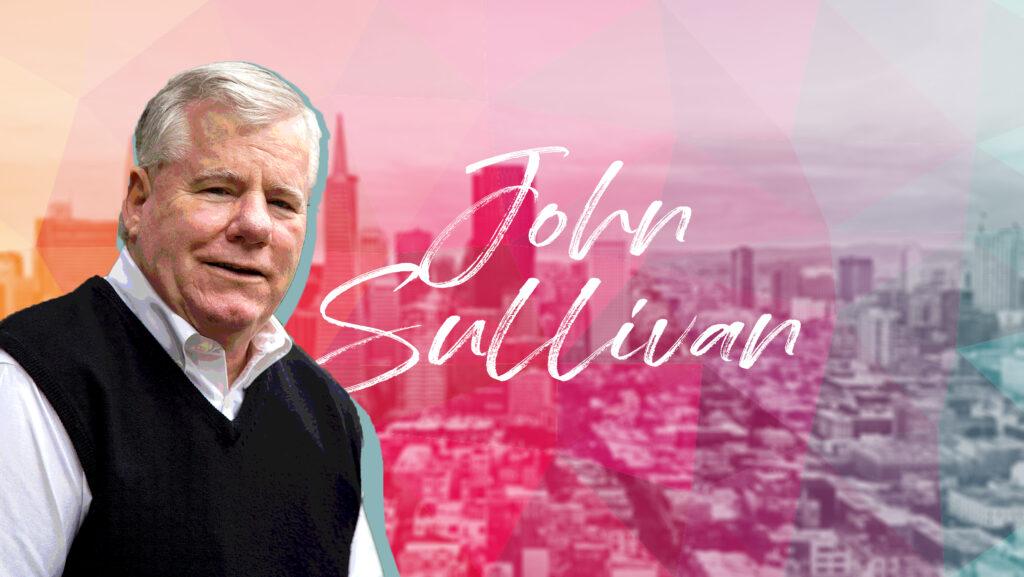 Dr. John Sullivan: 'Er is nu geen excuus meer voor schaarste'