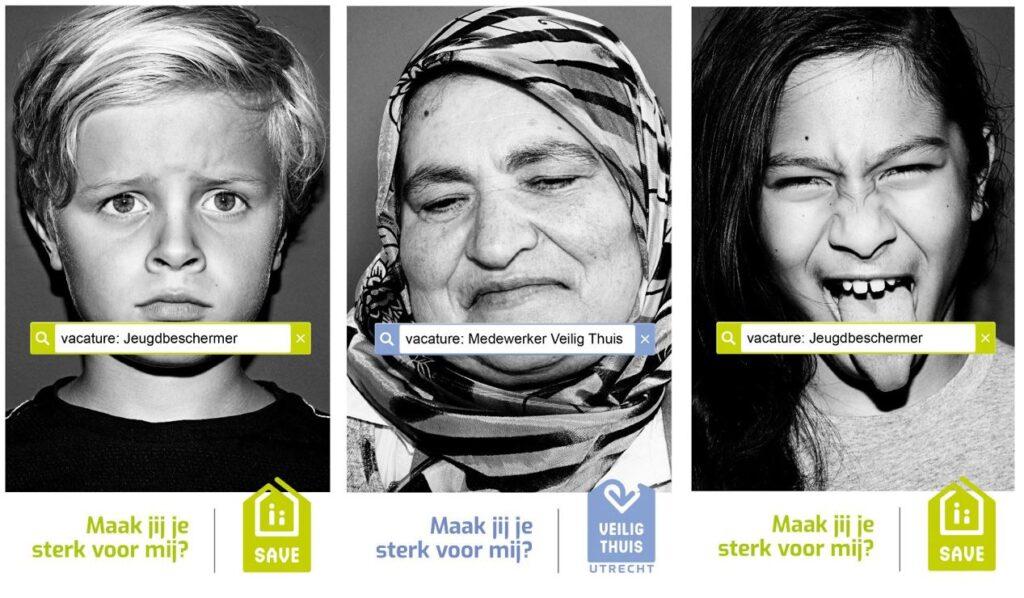 Campagne van de Week: hoe Samen Veilig mensen zoekt die zich sterk willen maken voor anderen