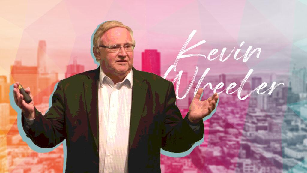 Kevin Wheeler: 'Denk meer na over waar mensen waarde toevoegen'