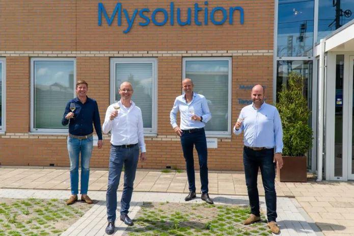 BREAKING: Mysolution neemt OTYS over