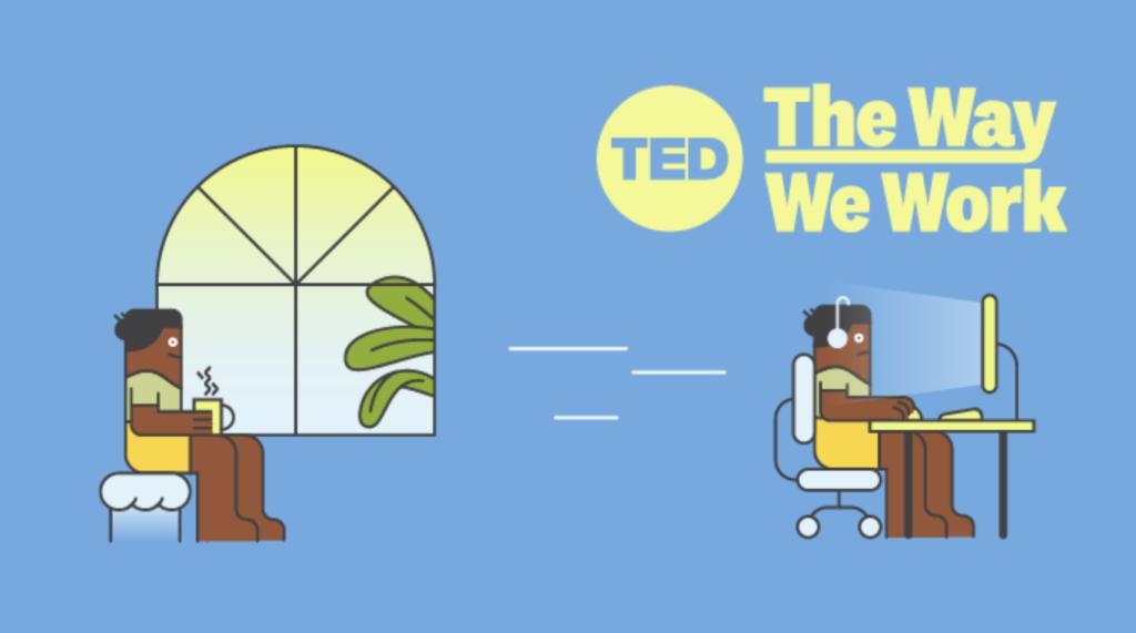 The Way We Work: 5 inspirerende TED-talks voor een betere werkomgeving