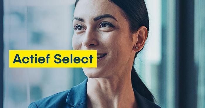 Actief Nederland start nieuw werving- & selectielabel: Actief Select