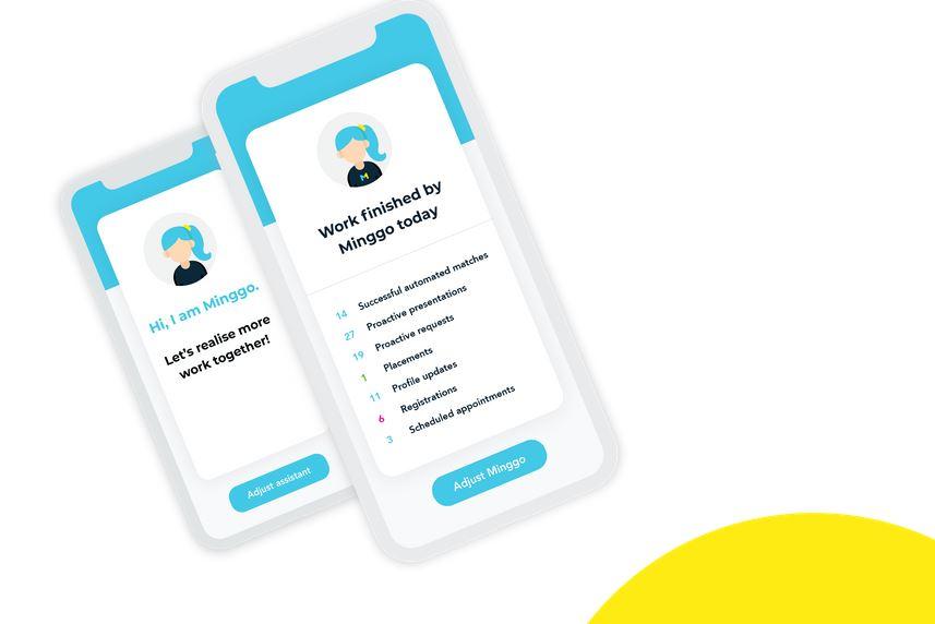 Primeur voor de recruitmentsector: marktplaats vol recruitment-apps