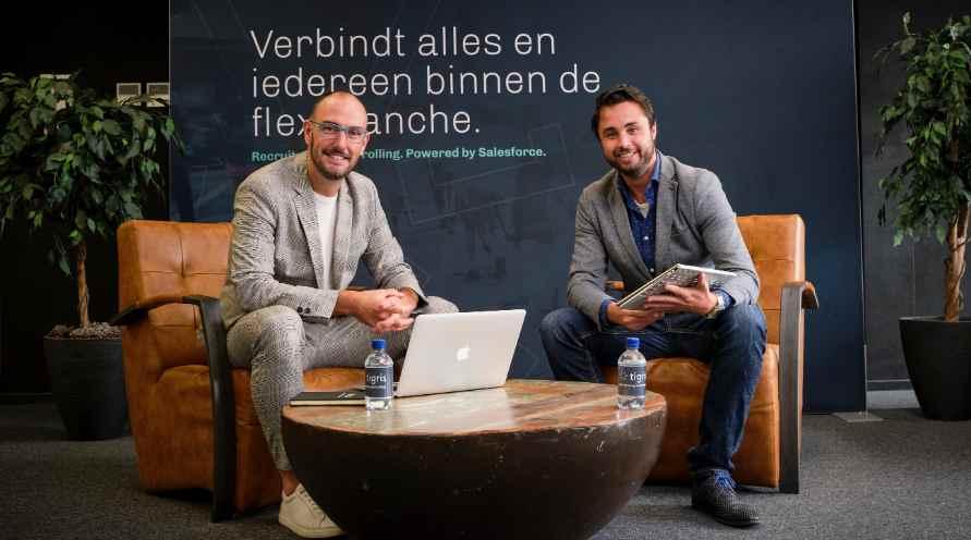 Maikel Neelen (Tigris): 'In uitzendbranche blijft altijd persoonlijk contact nodig'
