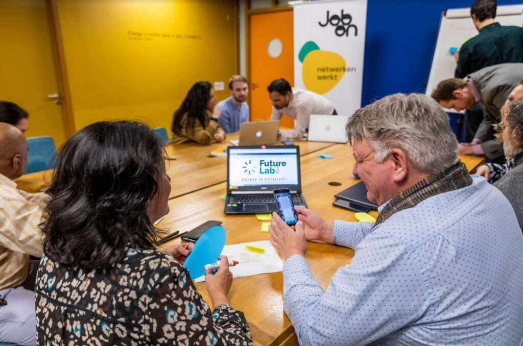 Nieuwe escape room wil 500 werkzoekende 50-plussers digitale sollicitatieskills bijbrengen