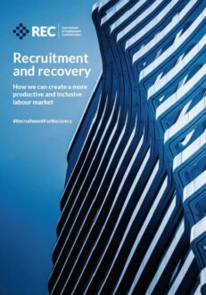 recruitment industrie rapport