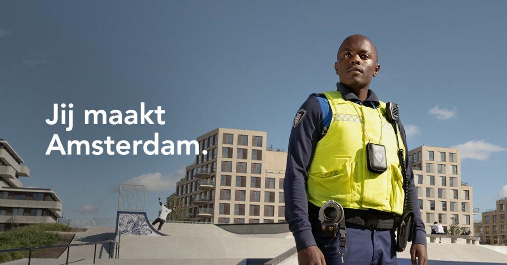 competentiegericht werven gemeente amsterdam