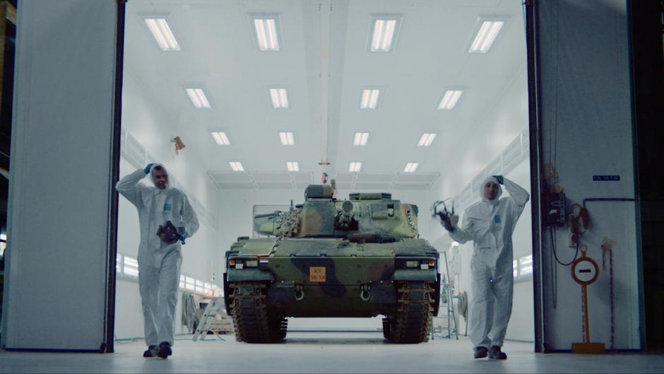 Campagne van de week: hoe Defensie zijn technici in het zonnetje zet