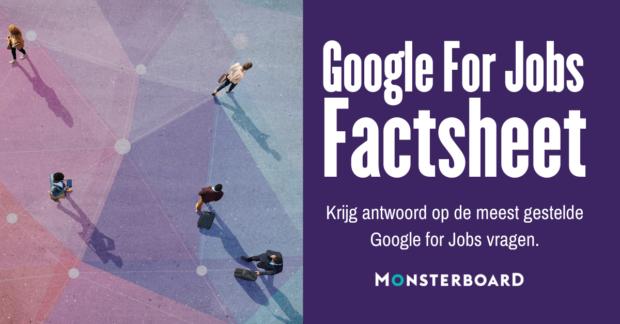 google for jobs meest gestelde vragen