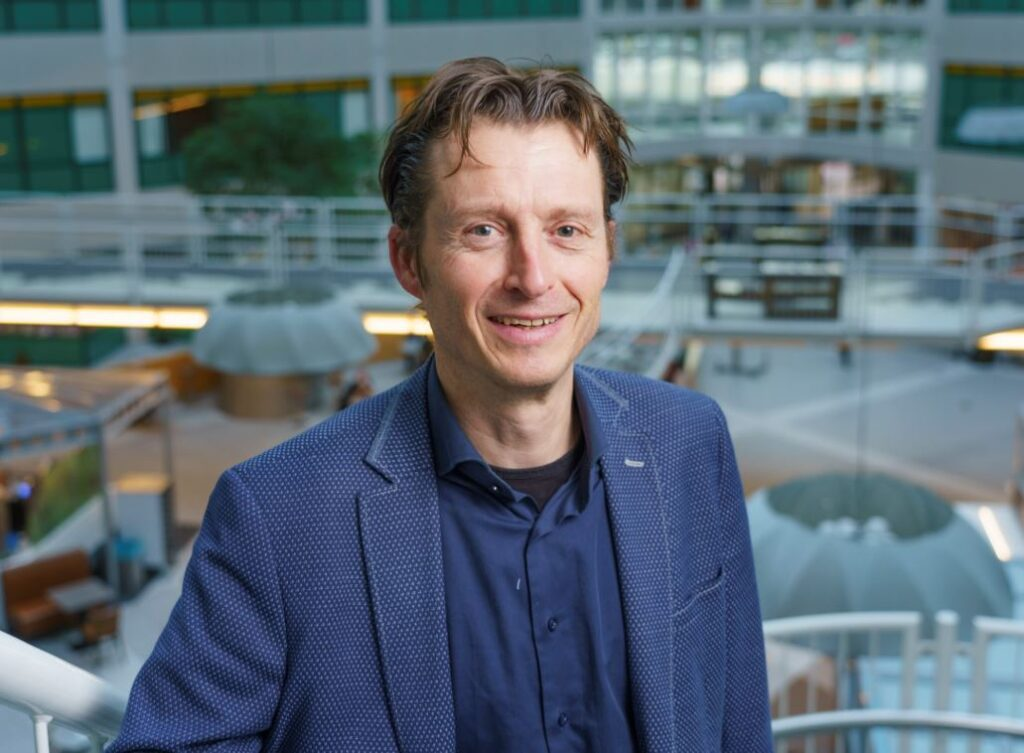 Huub Buijs: 'Corona misschien wel beste employer branding voor werken in de zorg'