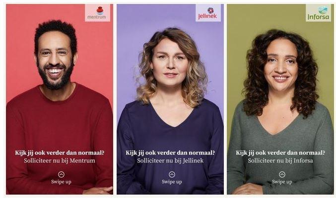 Campagne van de week: Hoe Arkin mensen zoekt die verder kijken dan normaal