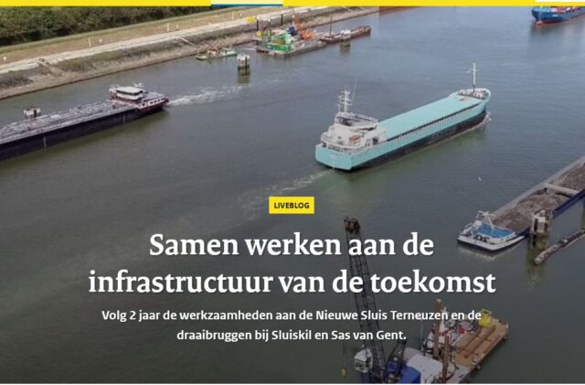liveblog rijkswaterstaat