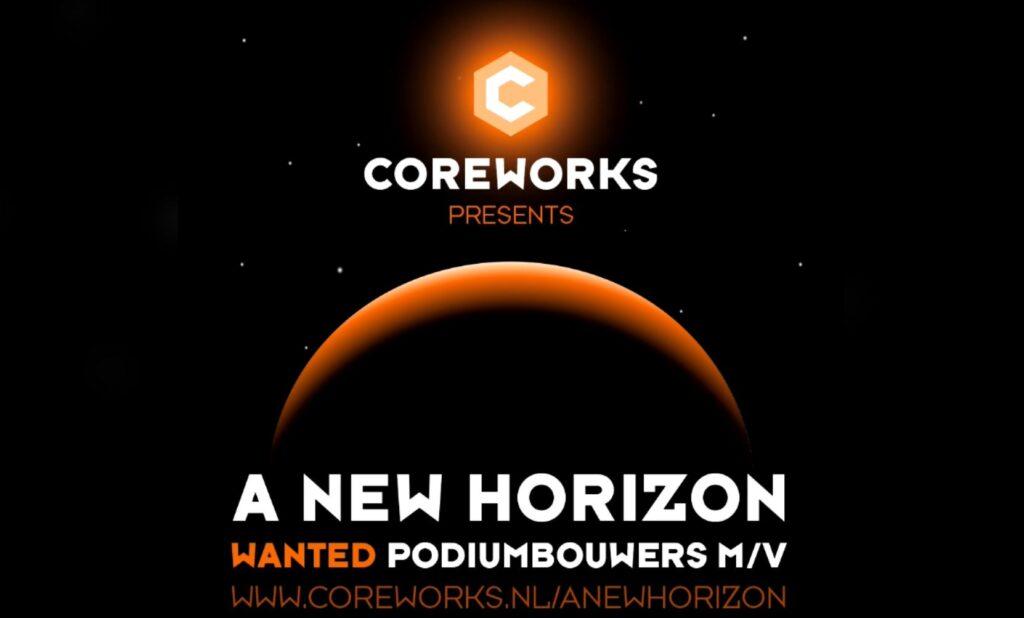 Campagne van de week: Hoe Coreworks het nu alweer aandurft podiumbouwers te zoeken