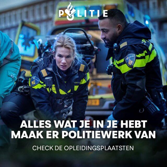 diversiteit in de politie