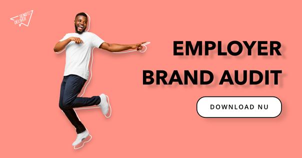 employer brand audit advertentie