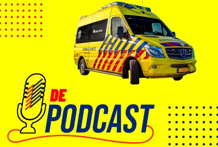 Campagne van de week: Hoe ook ambulances met podcastserie de krapte bestrijden