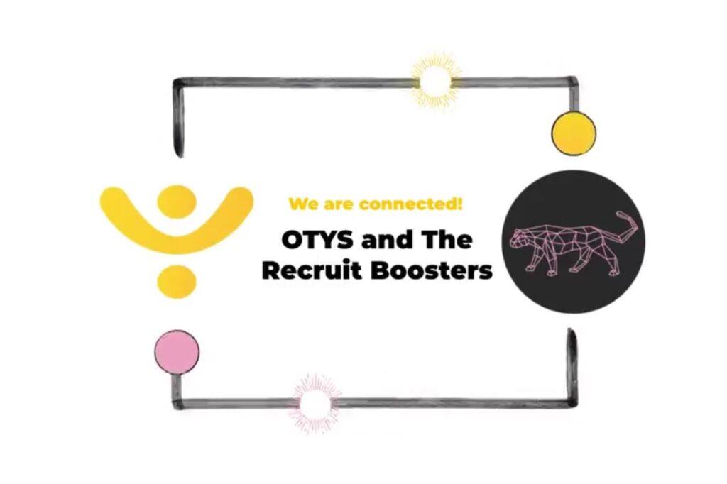 OTYS gaat samenwerking aan met TheRecruitBoosters