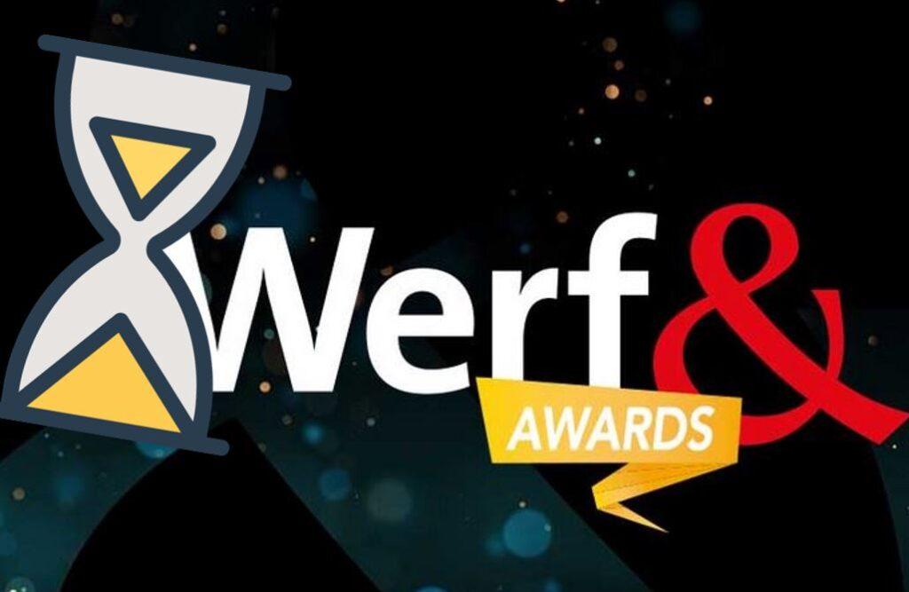 Laatste dag voor de publieksprijzen van de Werf& Awards: al meer stemmen binnen dan ooit