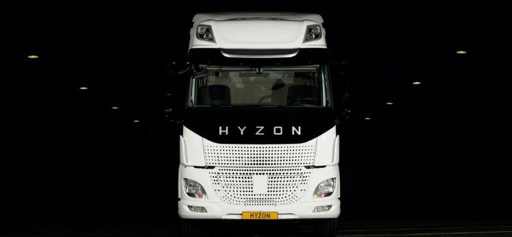 hyzon waterstof revolutie