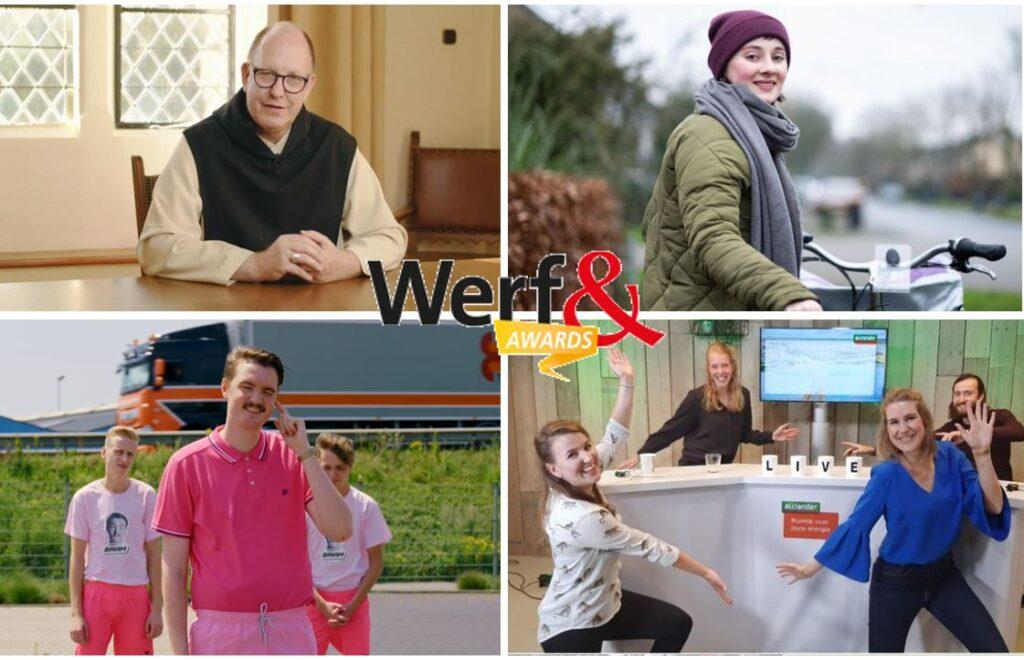 Werf& Awards dit jaar voor Abdij Koningshoeven, Alliander, DPG Distributie en Jumbo