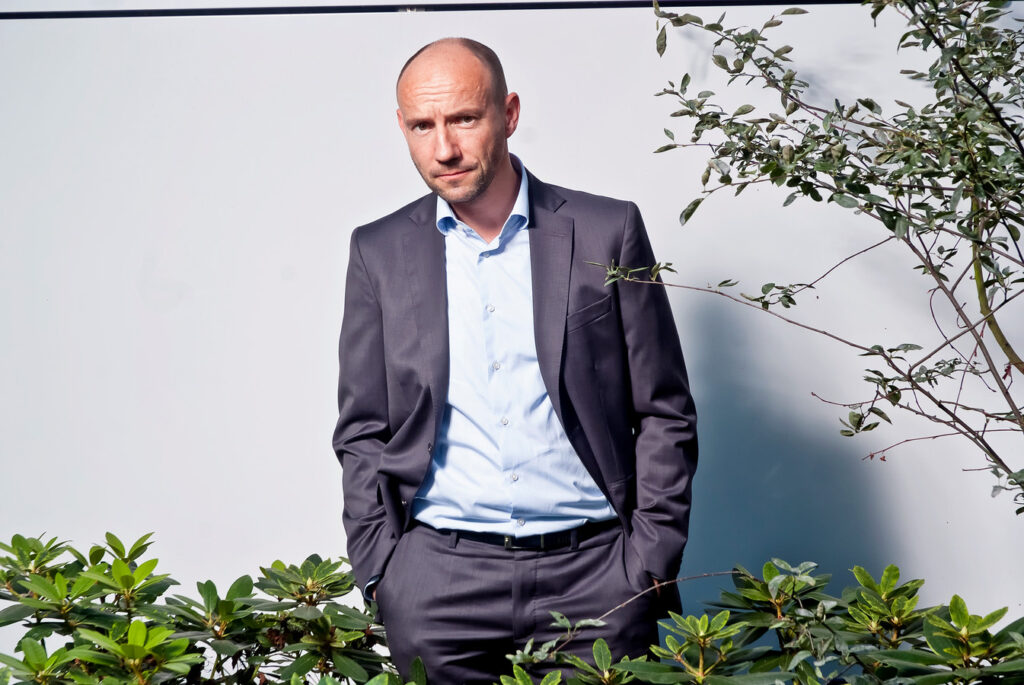 John Dreessen (ASML): 'Noem het geen outsourcing, noem het liever: partnerships'