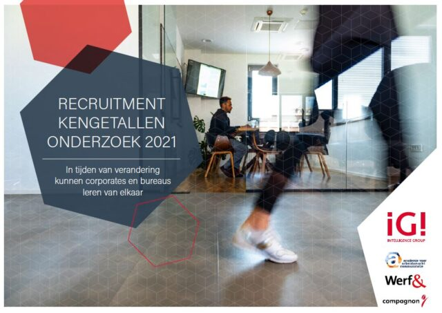 recruitment kengetallen onderzoek