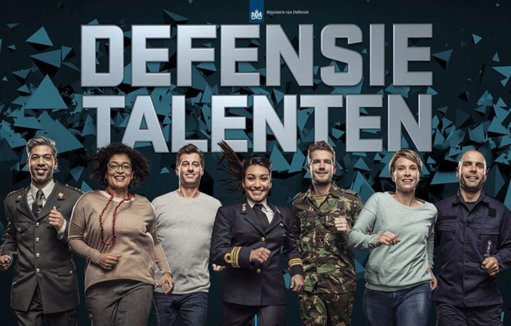 Zo zet Defensie zijn personeel online in de etalage voor nieuwe werkgevers