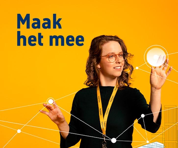 Campagne van de week: Wat je allemaal mee kunt maken bij Heijmans