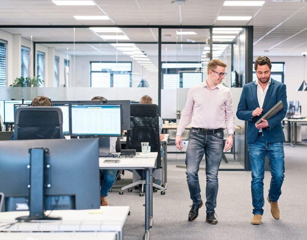 Als flexbedrijf succesvol automatiseren? Nieuwe website Tigris legt uit hoe je dat doet
