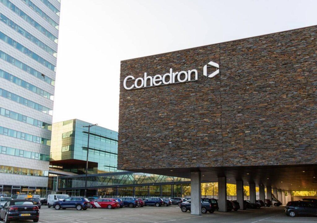Cohedron heeft Vanberkel Professionals overgenomen