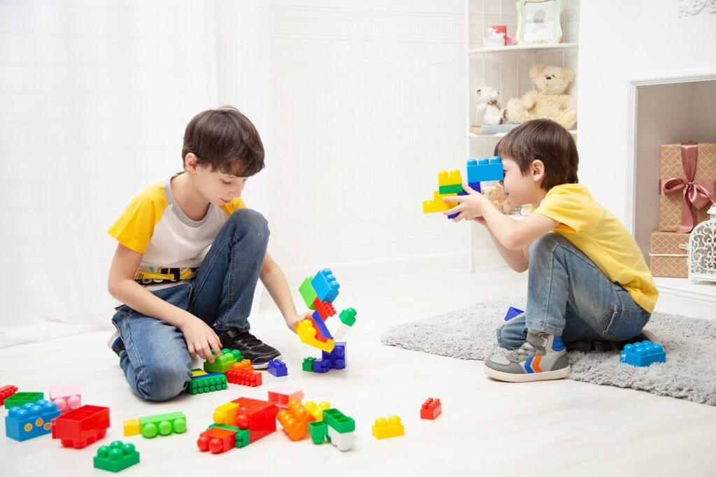 Hoe je als kind met Lego speelde, voorspelt al hoe je later gaat werken