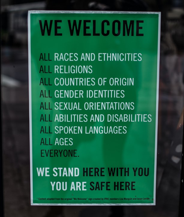 diversiteit beseffen dus
