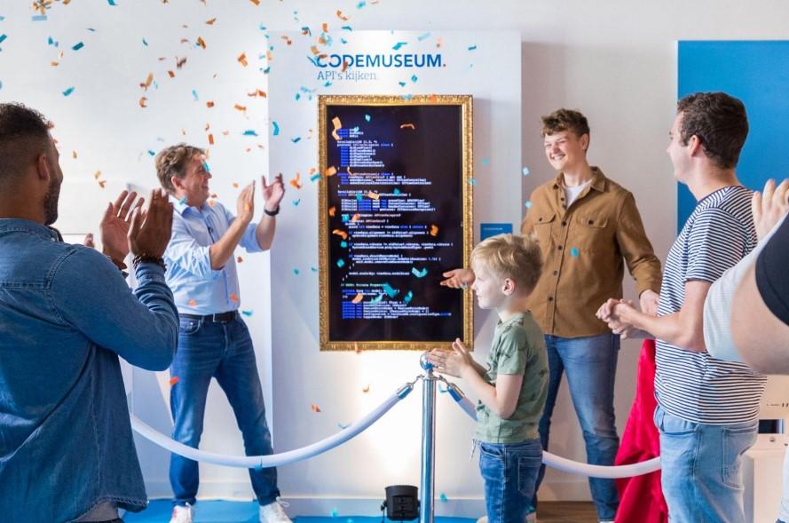 Coolblue opent zes Codemuseums: 'Kom API's kijken!'