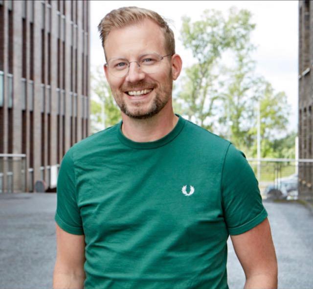 Michael van de Ven: Regional Head of Operations