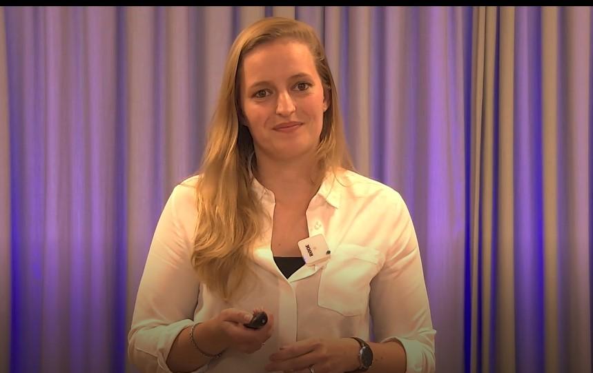 Wat spreektalent Anne Berndsen allemaal te vertellen heeft over de nieuwe generatie