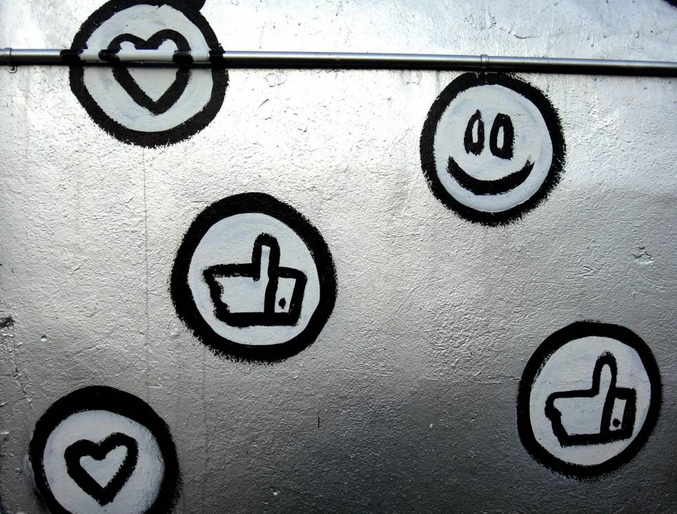 'Sociale media zijn dus géén voorspeller van werksucces'