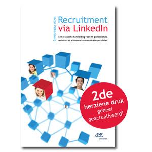 Recruitment via LinkedIn, 2011 editie